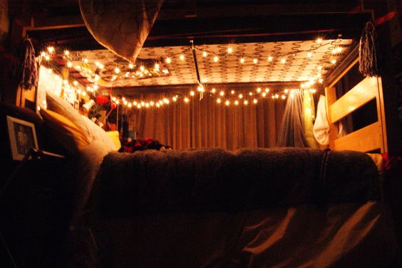 I think i will end up on the bottom bunk anyway so this is cute