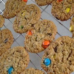 Monster Cookies - Yum!
