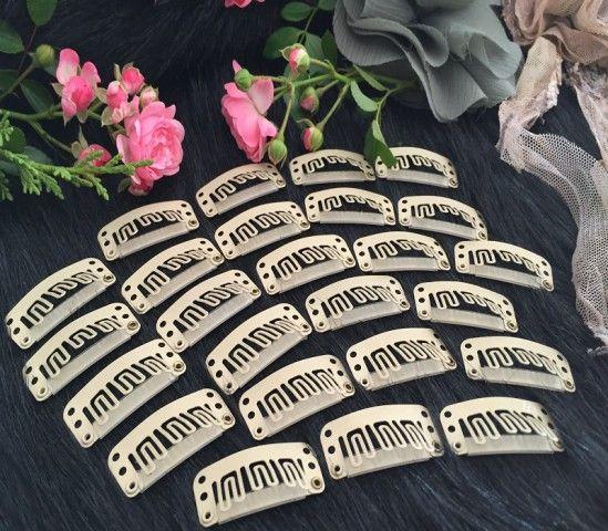 Lot-pinces-clips-metalliques