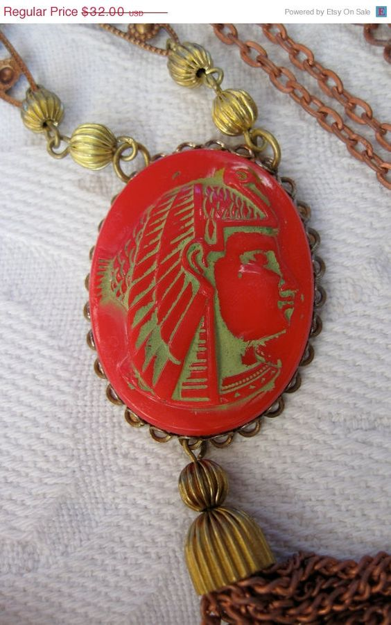 Red and gold by Margie Hillebrecht on Etsy