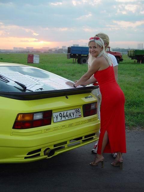 Porsche 944 With Gemballa Rear Bumper Valance Porsche Voiture