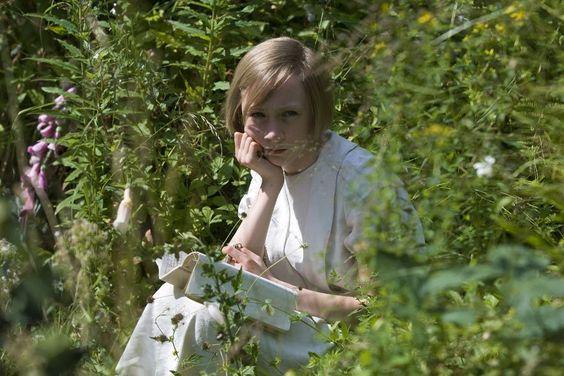 Saoirse Ronan, Briony Tallis (aged 13) - Atonement (2007) #ianmcewan #joewright: