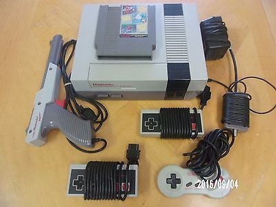 Nintendo NES Complete System Console Tested and Works  $64.99End Date: Tuesday Oct-4-2016 10:04:08 PDTBuy It Now for only: $64.99Buy It Now | Add to watch list