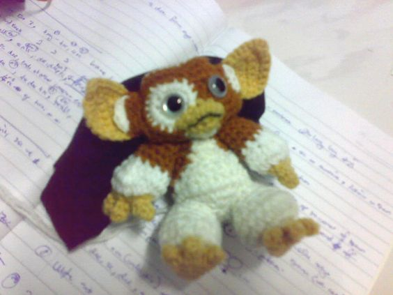 My Skills Guide: Gizmo Amigurumi another missing project ...