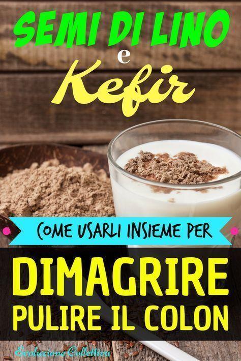 olio di semi di lino per dimagrire