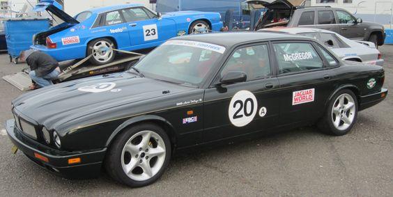 1996 Jaguar XJ6 X300