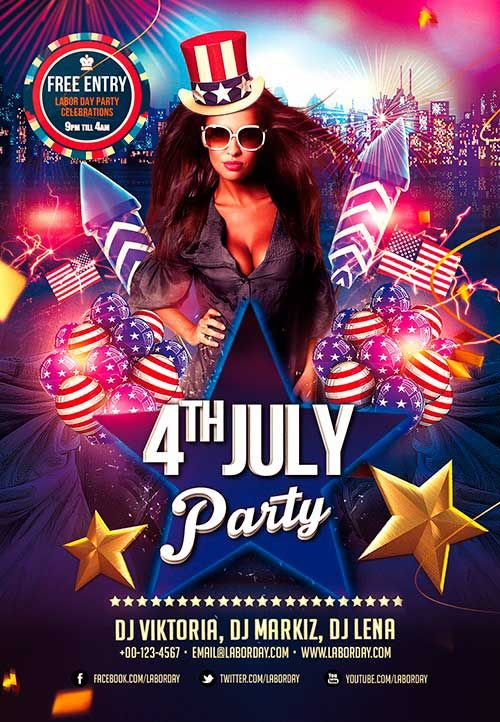free 4th of july events denver