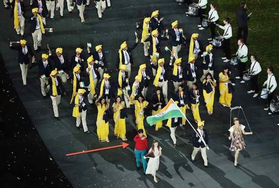 The mystery of the Indian burglar at the Opening Ceremony
