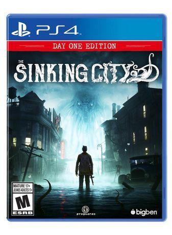Maximum Games The Sinking City Playstation 4 Playstation Xbox