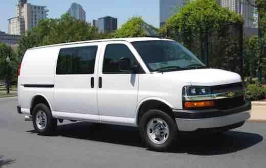 Details About 2018 Chevrolet Express Work Van In 2020 Chevrolet