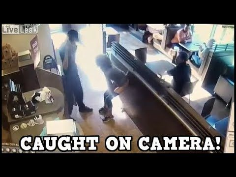 It Was Literally A Crappy Day For One British Columbia Woman A Viral Video Circulating The Internet Appears To Be Surveillance Viral Videos Youtube Tim Hortons