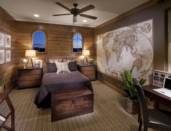 Kid bedrooms bedrooms and i want on pinterest for Celebrity kids bedroom designs