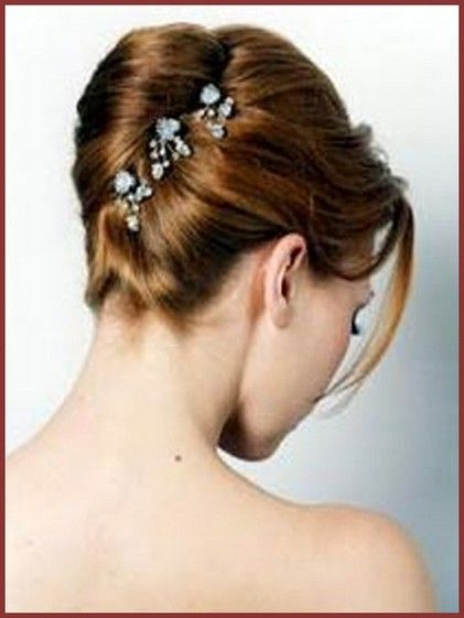 Superb French Twists Hairstyles And French Roll Hairstyle On Pinterest Hairstyles For Women Draintrainus