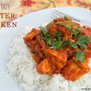 Super Easy Butter Chicken & Happy Diwali!
