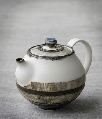 Teapot by Yasuko Ozeki...but something i use often.