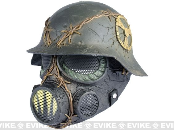 Limited Edition Rlux Custom Airsoft Wire Mesh Quot Trooper