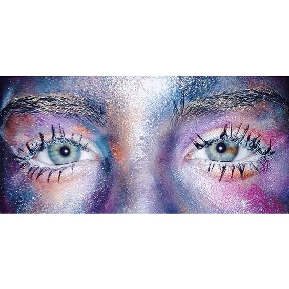 provocative-planet-pics-please.tumblr.com Beauty is in the eye of the Beholder #eyes #makeup #galaxy #stars #pink #blue #orange #planets #constillations #beautiful #beauty #love #like by _.bestyle._ https://instagram.com/p/9v8Qx6r030/