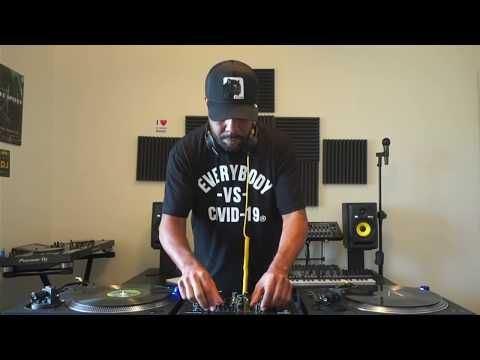 Vinyl Sessions Warm Up A Deep Soulful House Mix By Dj Spivey Youtube In 2020 Dj Vinyl House Music