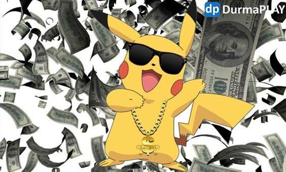 Pokemon Go İlk Ayını 200 Milyon Dolarla Kapattı