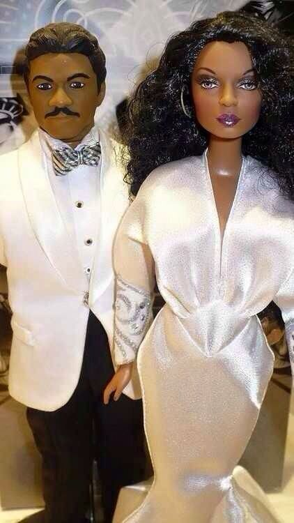 Diana Ross And Billy Dee Williams' characters from the movie Lady Sings The Blues!!