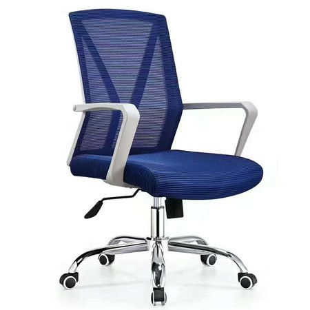 Office Star Air Grid Seat Back Task Chair With Oversized Carpet