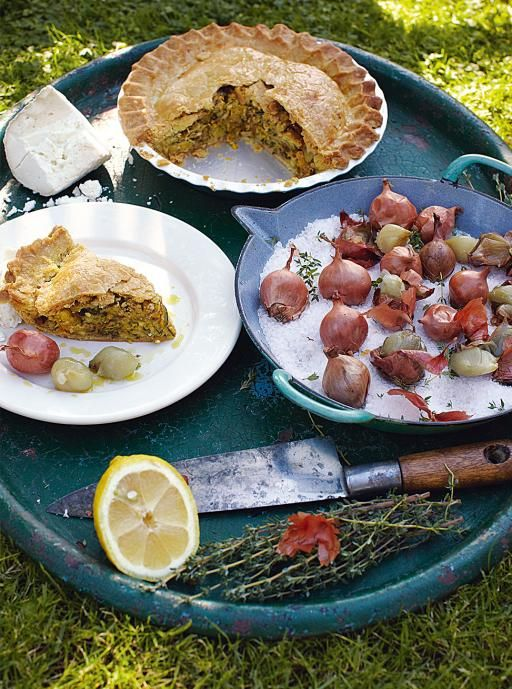 Maybe British food isn't so bad...this looks pretty tasty!Lincolnshire Poacher pie   Jamie Oliver   Food   Jamie Oliver (UK)