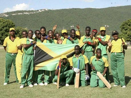 Jamaica's victorious blind cricket team | Howzat ...