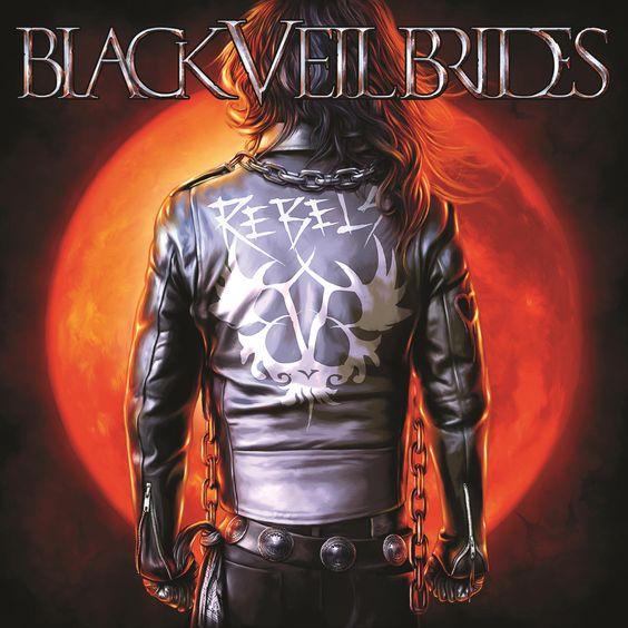 Black Veil Brides ist bekannt für eine Mischung aus düsterem Glam Rock und Metalcore. 2011 covert die Band den Billy Idol Klassiker Rebel Yell.  BVB, BlackVeilBrides, Band, Metalcore, Cover, Record, Rebel Yell, Generation X, Punk Goes Pop