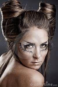halloween hair makeup 2013 my favorite