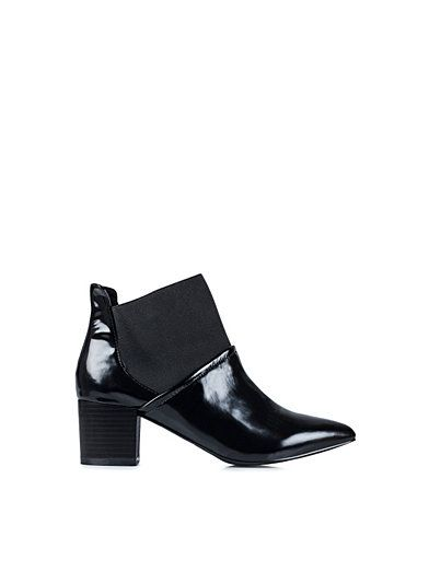Elastic Inset Boot - Nly Shoes 399:-