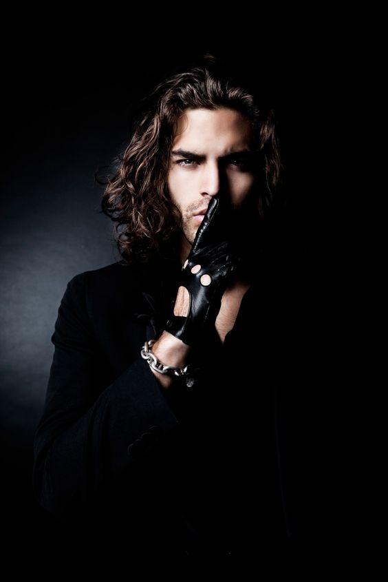 Venezuelan model Mario Blanco///Zain:
