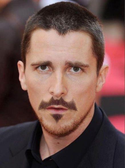 Beard Baba Christian Bale beard
