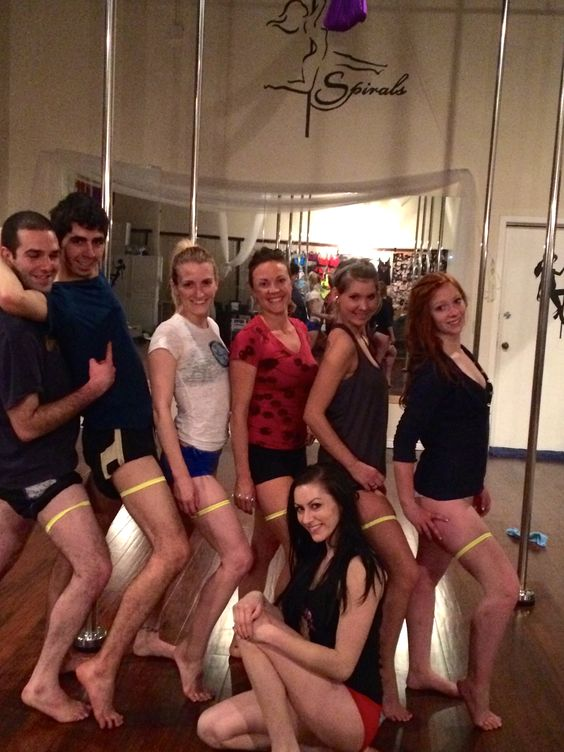 Congratulations to our new Yellow Garters on 4/28/14!