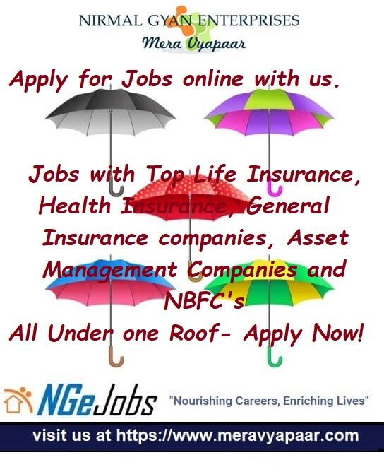 Jobs In Banking And Insurance Life And Health Insurance Job