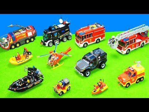 Youtube Feuerwehrmann Sam Spielzeug