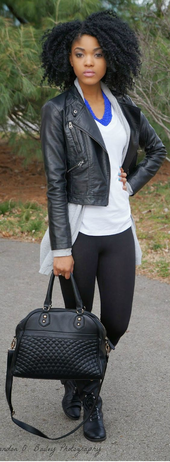 Cobalt blue, The outfit and Style on Pinterest