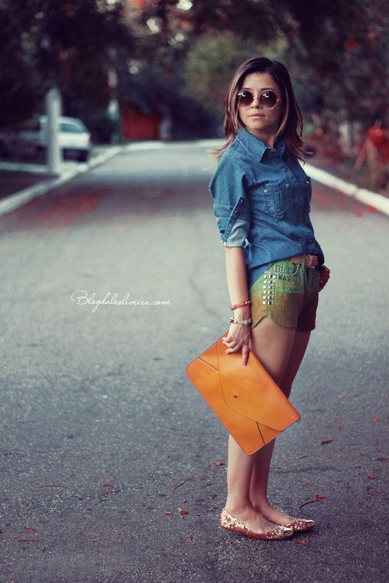 Famous Designer Fashion Color Fade Round Sunglasses 8699
