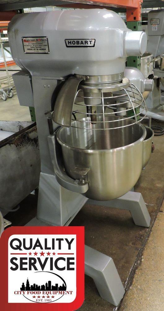 Hobart A200ft 20 Quart Dough Mixer W Timer 1 Ph 115v W 20 Qt Bowl Hobart Restaurant Equipment Kitchen Aid Mixer Stainless Steel Bowl