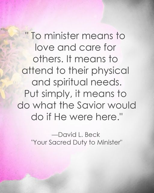 LDS Service Quote  http://sprinklesonmyicecream.blogspot.com/: