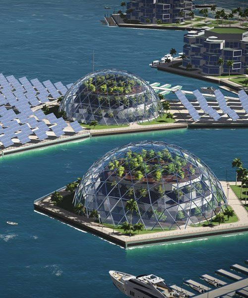 seasteading institute to create first floating city by 2020