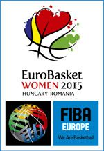 Logo Eurobasket 2013 femenino: