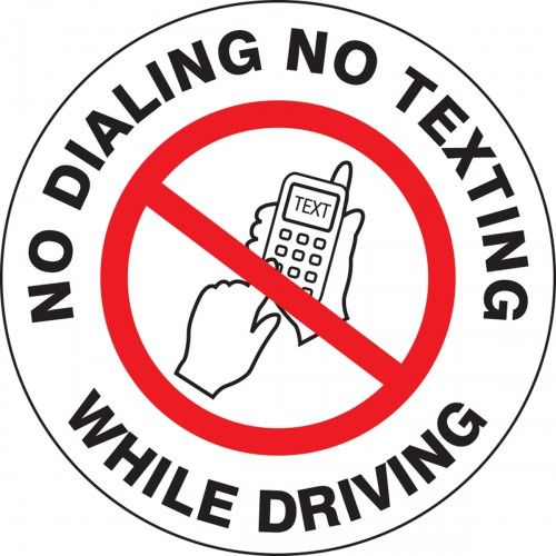 no texting while driving Pennsylvania's texting-while-driving ban  the violation carries no points as a  penalty and will not be recorded on the driver record for non-commercial drivers.
