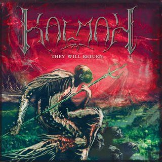 They Will Return, 2nd Kalmah album, the best in my opinion