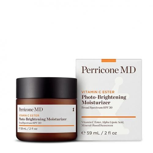 Md Vitamin C Ester Photo Brightening Moisturizer Broad Spectrum Spf 30 In 2020 Moisturizer Moisturizer With Spf Perricone Md