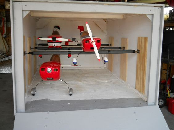 Harbor Freight Utility Trailer Mod For Transporting Rc