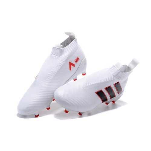 Adidas ACE - New 2017 Adidas ACE 17 PureControl Red White Black ...