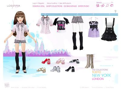 Lorifina, the new Fashion Doll from Hasbro Z