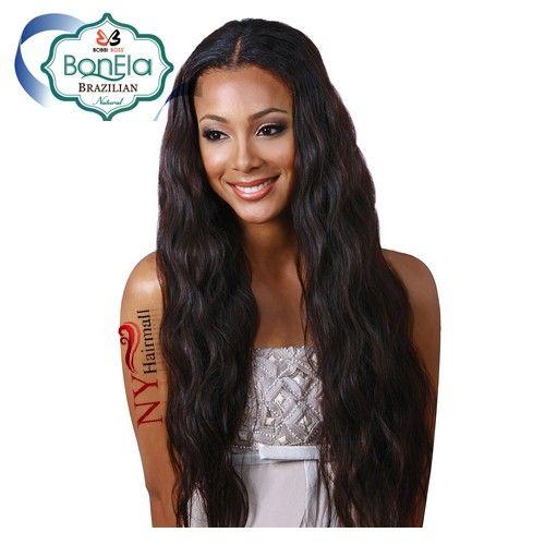 NEW BRAZILIAN REMI BUNDLE HAIR Bobbi Boss BonEla Brazilian Natural 100% Virgin Unprocessed Hair - Natural Wave http://nyhairmall.com/bobbi-boss-bonela-brazilian-natural-100-virgin-unprocessed-hair-natural-wave.html