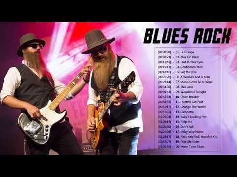 Top 20 Blues Rock Songs Best Blues Rock Songs Of All Time Youtube Blues Rock Rock Songs Songs
