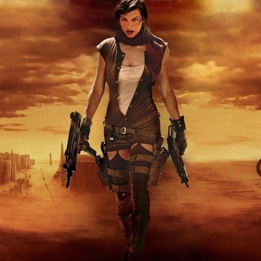 Milla jovovich, Reside... Milla Jovovich Resident Evil 3